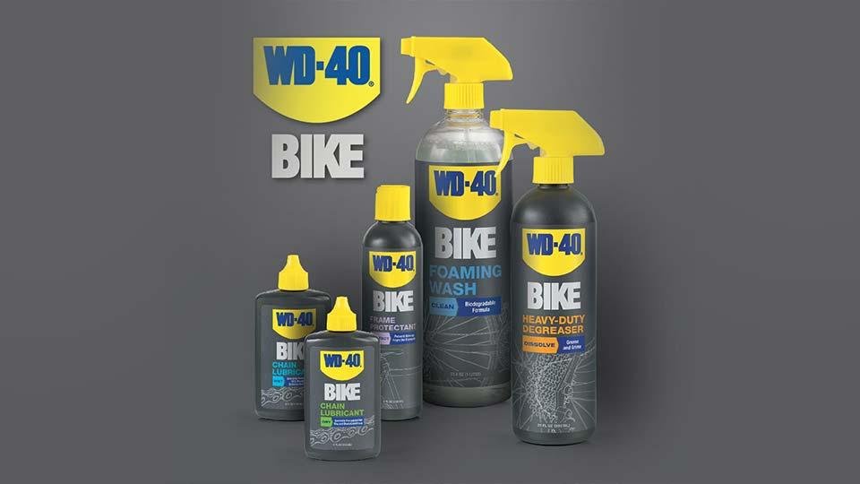 WD 40 Bike